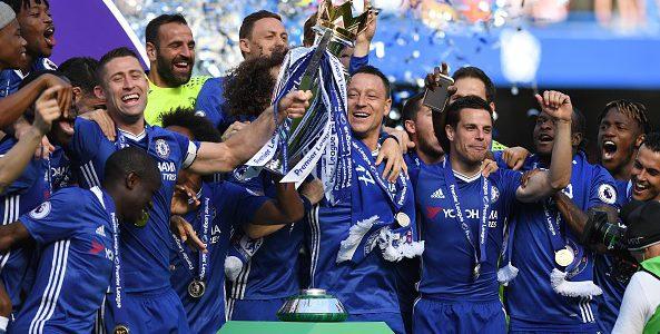 5 Possible Winners of the Premier League in 2017-18?