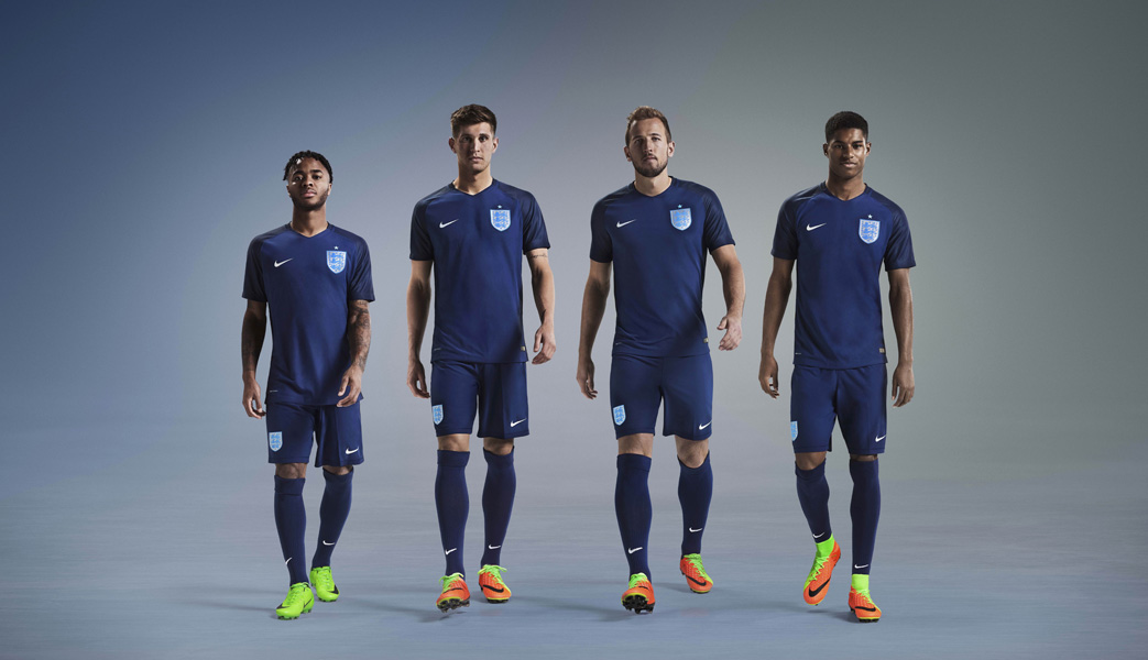 England Away Shirt 2018