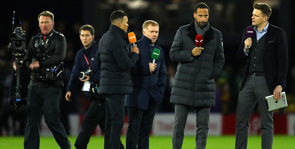 The Art of Punditry: Why It's As Compulsive Viewing As The 90 Minutes