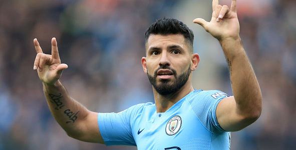 Will Sergio Aguero win the Premier League Golden Boot this Season?